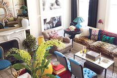 Carol Radziwill's New York Apartment
