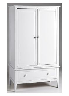 Troll Riga Wardrobe-White Riga, Wardrobes, Troll, Armoire, Tall Cabinet Storage, Furniture, Home Decor, Clothes Stand, Closets