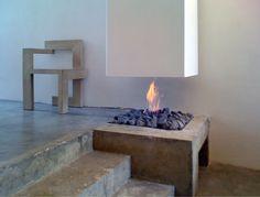 FIRE PLACE DESIGNED BY Ewald Bosgoed ewaldbosgoedopenhaardenontwerpstudiobv