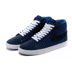 reputable site 3ea66 c90de Nike Blazer Mid Woven Womens Dark Blue on sale for USA - Womens - Nike