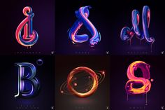 Typography - Daily Practice on Behance