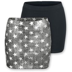 Doublepack Skirts - R.E.D. by EMP