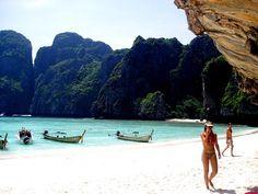 Railey beach! one of the best beaches in Thailand!