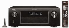 Denon Ultra HD Networking Home Theater AV Receiver with AirPlay Business Projector, Home Theater Receiver, Av Receiver, It Network, Channel