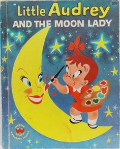 Grew up in the 90s on retro little audrey and little lulu cartoons. I was a hipster before it was cool. :p