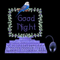 Animated Goodnight Messages | Good Night Glitter Graphics And Greetings (45)