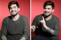 Honest Adam Lambert is the best Adam Lambert.