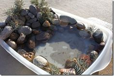 1000 Ideas About Homemade Waterfall On Pinterest