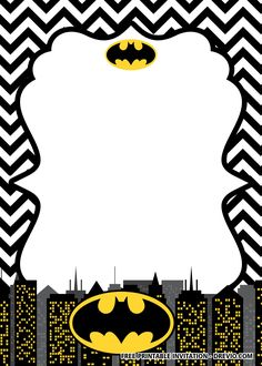 Wanna have a stunning baby invitation party? Welcome your little hero with Batman themed party. Use our free printable Batman party invitation template to perfect the party. This invitation comes in yellow and blue color with a bat-belt along the in Lego Batman Birthday, Lego Batman Party, Lego Birthday Party, Superhero Party, Boy Birthday, Birthday Parties, Birthday Card Template, Free Printable Birthday Invitations, Baby Shower Invitation Templates