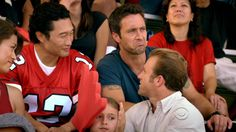 Love Steve's face in this cap - Hawaii Five-0
