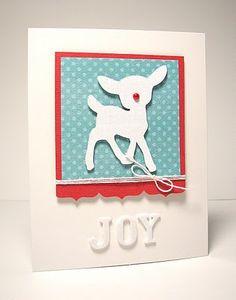 Joy Card by @Heidi Van Laar