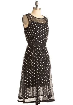 Piano Performance Dress, #ModCloth