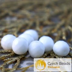 ✔ What's Hot Today: 10pcs Opaque White Faceted Round Czech Glass Beads Fire Polished Bohemian 10mm https://czechbeadsexclusive.com/product/opaque-white-faceted-round-czech-glass-beads-white-beads-czech-glass-faceted-beads-czech-chunky-beads-bohemian-beads-10mm-10pc/?utm_source=PN&utm_medium=czechbeads&utm_campaign=SNAP #CzechBeadsExclusive #czechbeads #glassbeads #bead #beaded #beading #beadedjewelry #handmade