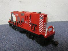 Lego Canadian Pacific GP9 | Flickr - Photo Sharing!