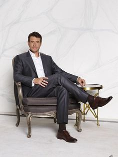 Scandal.  Scott Foley plays Jake Ballard.