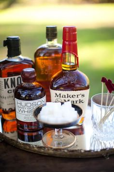 Your Ultimate Guide to Hosting a Bourbon Tasting Party   Brit + Co