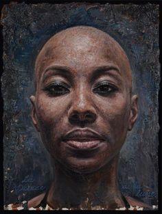 Tim Okamura, Study of Persephone, 2016, Yeelen Gallery