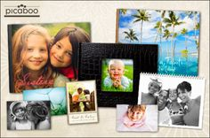 Create your own professional-quality photo books, prints, calendars and posters at Picaboo.com.