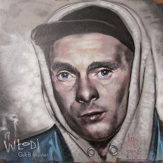 Graffiti, Portrait, Art, Art Background, Headshot Photography, Kunst, Portrait Paintings, Performing Arts, Drawings