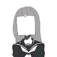 Discovered by Find images and videos about girl, anime and manga on We Heart It - the app to get lost in what you love. Sad Anime Girl, Girls Anime, Manga Anime, Anime Art, Yandere Anime, Kawaii Anime, Arte Peculiar, Aesthetic Anime, Art Girl