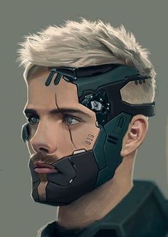 Help make Pewdiepie see this post so that he will play Cyberpunk 2077 when it comes out! (ArtStation - Soldier by Carlos Alberto Martínez) Cyberpunk 2077, Cyberpunk Kunst, Sci Fi Kunst, Arte Sci Fi, Sci Fi Art, Character Concept, Character Art, Concept Art, Science Fiction
