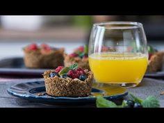 Súper Canastitas con Avena | Súper Desayunos by Quaker - YouTube