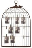 Birdcage Card Holder - Stands - Display - Storage And Display | HomeDecorators.com