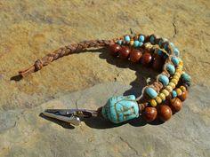 Buddha Hemp Roach Clip Bracelet by PeaCeofHemp on Etsy, $15.00