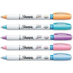 Sharpie Extra Fine Pastel Paint Marker Pack