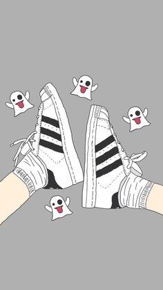 sorry gw gk mau dimanfaatin Shoes Wallpaper, Emoji Wallpaper, Tumblr Wallpaper, Aesthetic Iphone Wallpaper, Aesthetic Wallpapers, Wallpaper Backgrounds, Mobile Wallpaper, Tumblr Drawings, Cute Drawings