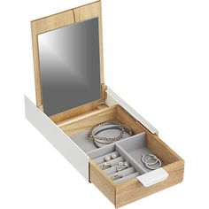 reflexion jewelry box  | CB2