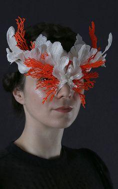 Diseñadora de joyas y complementos con impresión 3D