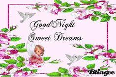 Good Night Sweet Dreams Animation