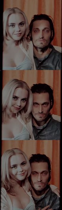 christina ricci & vincent gallo spanning time in Buffalo 66