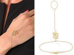 Snake Bracelet Ring.