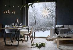 ikea's Christmas 2017 dayroom