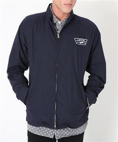 Vans Station Jacket  #generalpants #teamspirit #bombersandtracks #vans