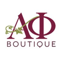 Alpha Phi Boutique.  OMG!  They have Ivy sandals and jewelry and bags and books and dresses and......