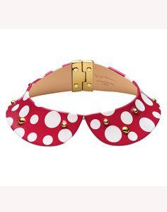 Louis Vuitton polka dots
