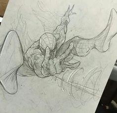 Marvelous sketch drawing by Vince Sunico instagram.com/vinsun316  ...
