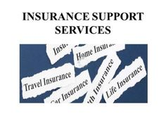 Insurance Support World is a main worldwide supplier of insurance outsourcing services.Our advances and services helps insurers in overcoming various difficulties such as Diminishing Margins, Exceptional Competition, Constantly Evolving Regulations, and Expanding Client Demands.