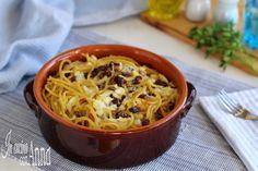 pasta e cavolfiori al forno alla napoletana