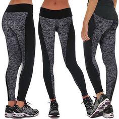 Vrouwen Yoga Sport Broek Elastische Wicking Kracht Oefening Panty Vrouwelijke Sport Fitness Running Broek Slanke Leggings yoga broek