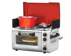 Coleman Portable Propane Stove/Oven | Canadian Tire