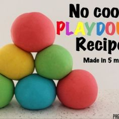 'Soft as a Cloud' Playdough…using only 2 ingredients!  2 parts cornstarch 1 part hair conditioner
