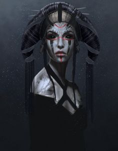 ArtStation - Lady, Andreas Werchmeister