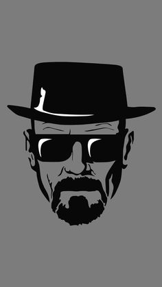 breaking bad wallpaper by - 05 - Free on ZEDGE™ Breaking Bad Tattoo, Breaking Bad Poster, Art Breaking Bad, Affiche Breaking Bad, Walter White, Breking Bad, Art And Illustration, Illustrations, Clown Tattoo