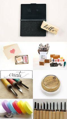 Material para sellos