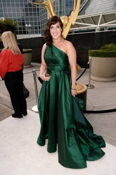Don't know who Allison Tolman is, but must have this dress!  #Emmys2014