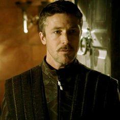 Petyr Baelish 'Littlefinger' played by Aidan Gillen